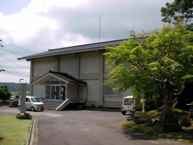 穴水町歴史民族資料館