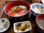 海鮮丼840円